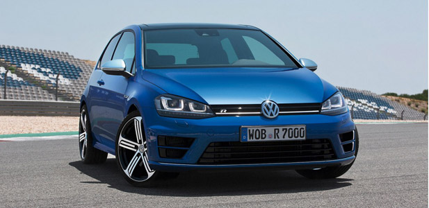 Golf R MKVII 2015