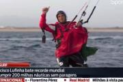 Kitesurfingowy rekord