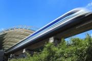 Pociąg jeżdżący 500km/h
