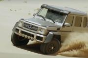 Mercedes G63 – niemiecki potwór