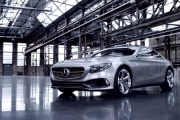 Mercedes S-classe coupe