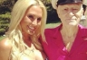 Jennifer Vaughn i Hugh Hefner