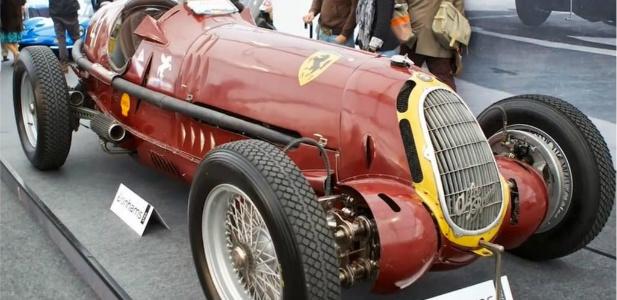 Alfa Romeo 8C – 35