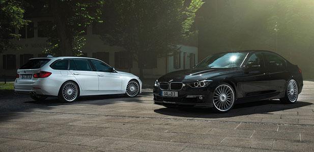 Alpina D3 Biturbo BMW 3