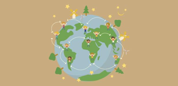 Najszczęśliwsze państwa świata