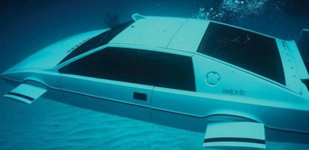 Lotus Esprit James Bond