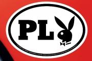 Playboy #250 z naklejką