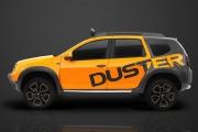 Renault Duster Detour - jedyny egzemplarz