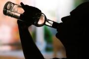 Alkohol na dnie rzeki