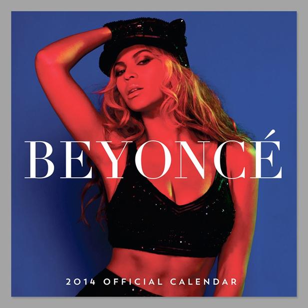 beyonce kalendarz