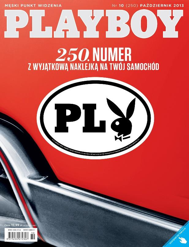 Playboy październik 2013