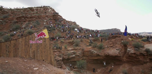 backflip Red Bull