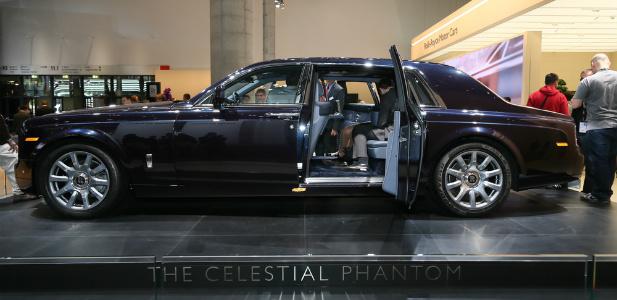 Rolls Royce Phantom Celestial