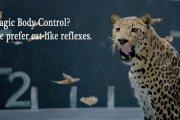 Jaguar zjadł kurę w reklamie