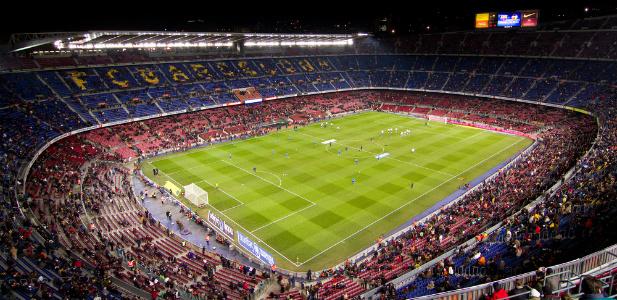 stadion FC Barcelony
