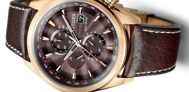 stylowy zegarek na rękę