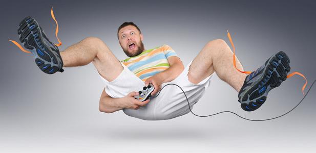 maniak gier video