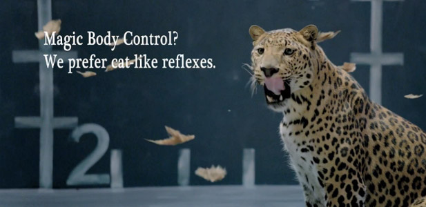 jaguar reklama