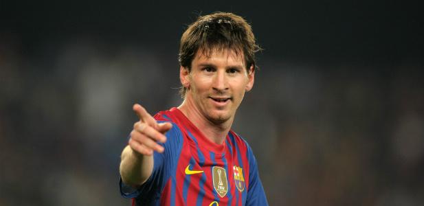Leo w barwach Barcy