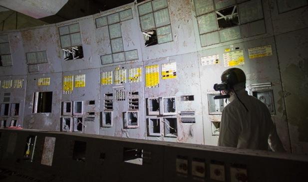 czernobyl wideo