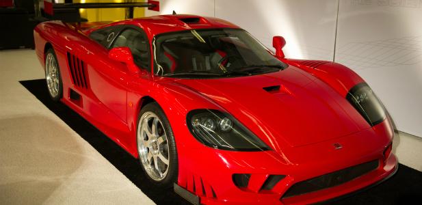 superszybkie samochody Saleen