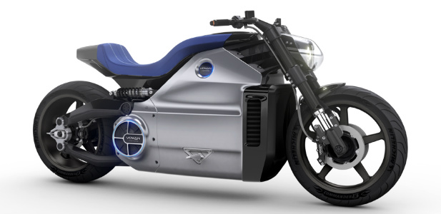 Najmocniejszy elektryczny motocykl