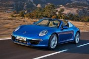 Najnowsze Porsche 911 Targa