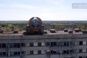 Zobacz Czarnobyl z lotu ptaka [wideo]
