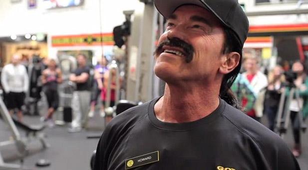 Arnold Schwarzenegger wkręt