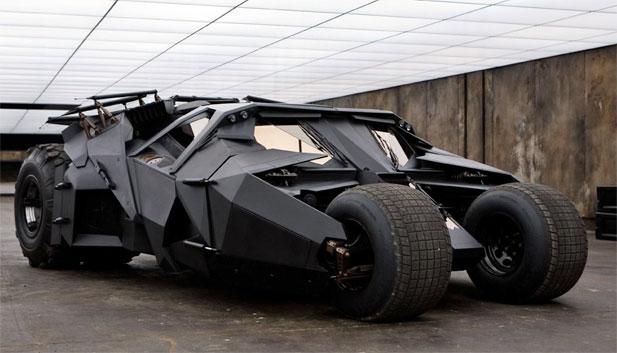 batmobile 2009