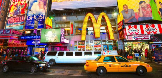 ulica Nowego Jorku