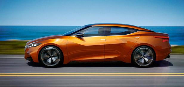 Nissan Sport Sedan Concept nadwozie