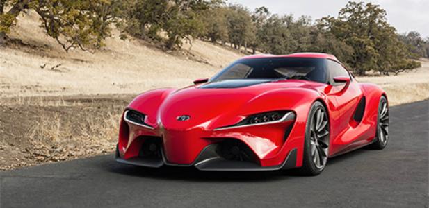 Toyota Gran Turismo 6