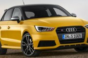 Audi S1 - mocny hatchback