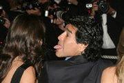 Oburzony Maradona