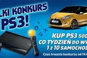 WIELKI KONKURS PS3!