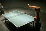 Ping Pong z robotem