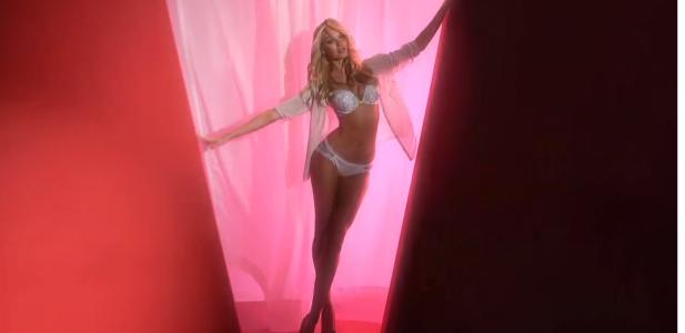 Candice Swanepoel Victoria's Secret 2014