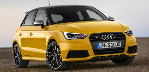 najnowszy model Audi