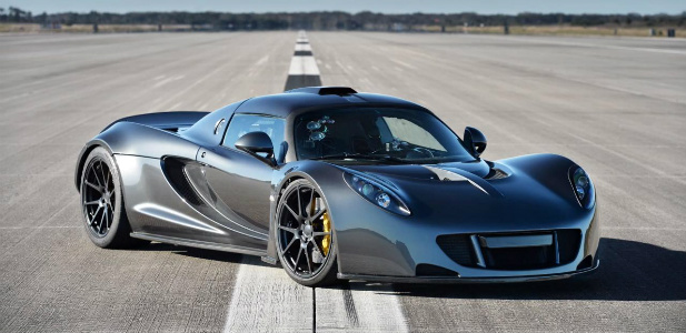 Hennessey Venom GT Canaveral