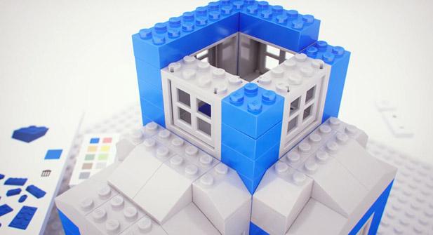 wirtualne lego