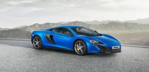 najnowszy model McLarena
