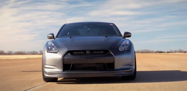 Nissan po amerykańskim tuningu
