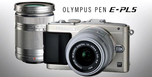 Olympus PEN Lite E–PL5