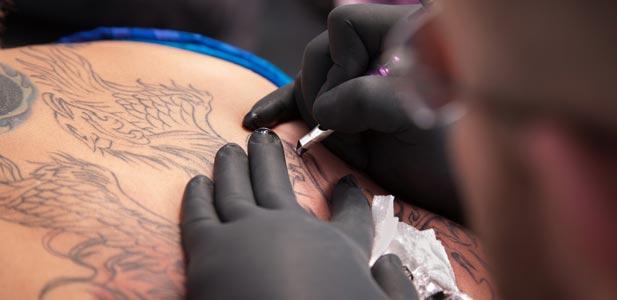 tatuaż penis