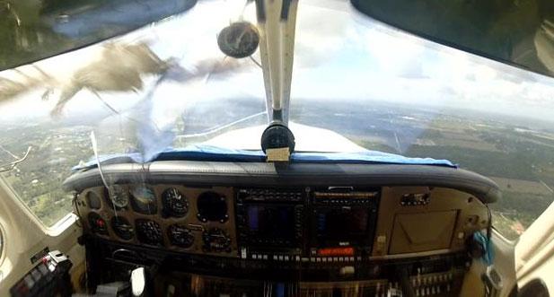 wypadki lotnicze