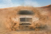 SUV od ... Bentley'a