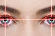 Podczerwień w telefonie i oku