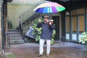 Morella - męska parasolka