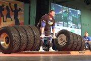 524 kilogramy na sztandze!